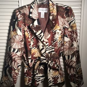 Jacket 6, Victor Costa Blazer/Jacket Jungle/Safari